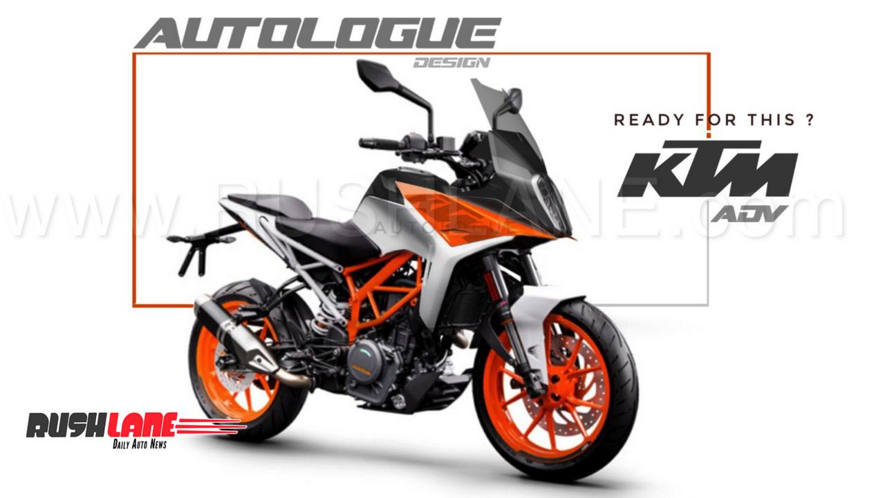 ktm duke 200 250 390 modified into adv bikes with aftermarket off