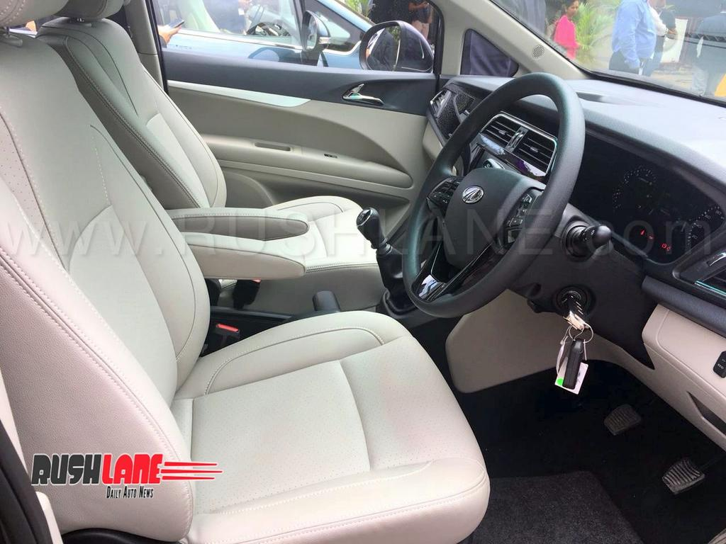 Mahindra Marazzo M2 M4 M6 M8 Variant Features Detailed