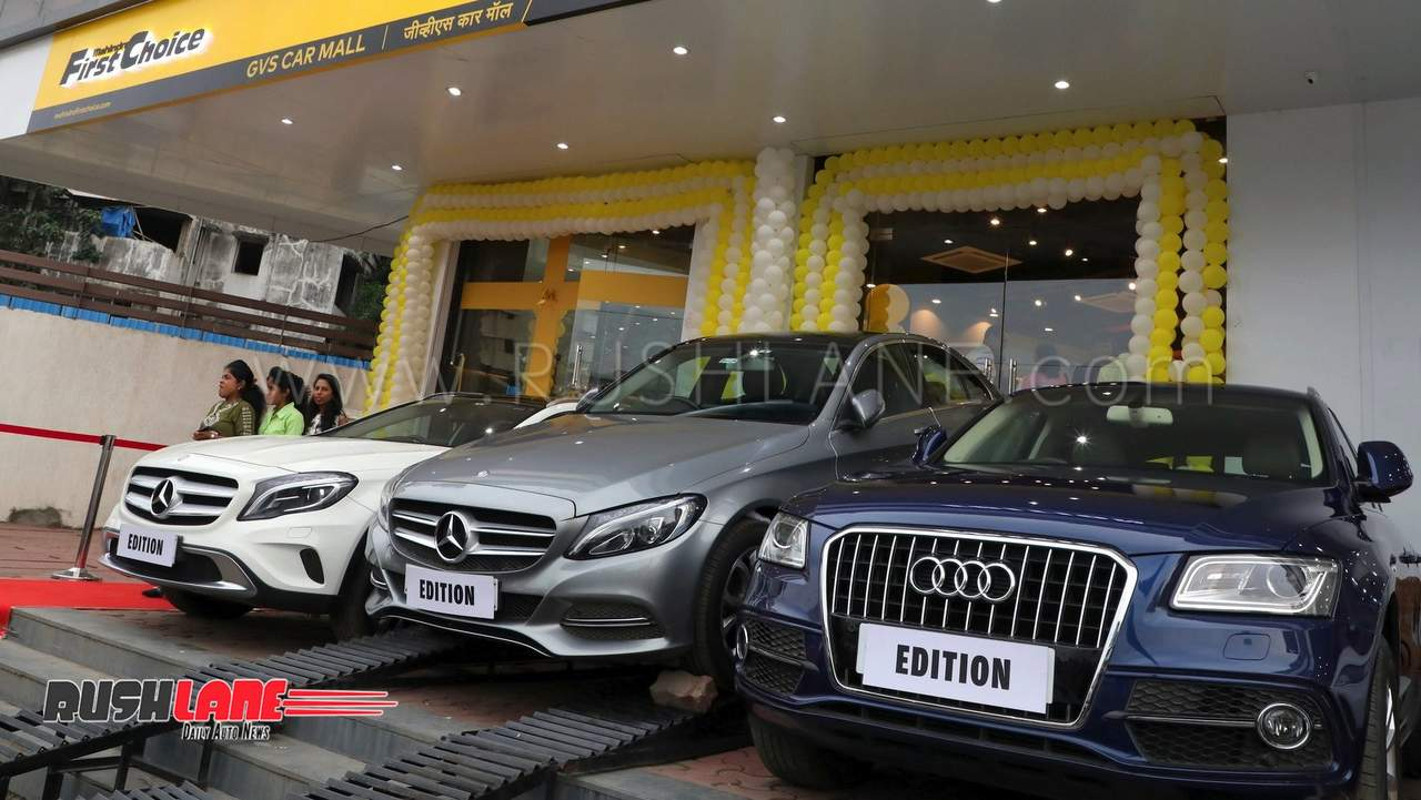 Mahindra Enters Luxury Used Car Market