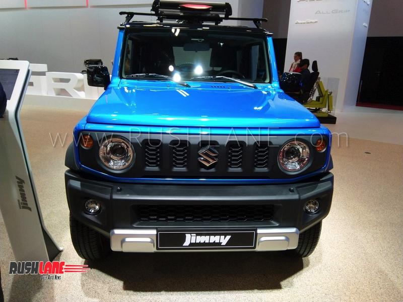 Suzuki Jimny Suv To Enter Production In India Sold By Maruti By 2020