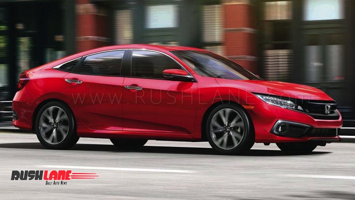 New Honda Civic petrol, diesel India launch by Jan 2019 - Latest photos