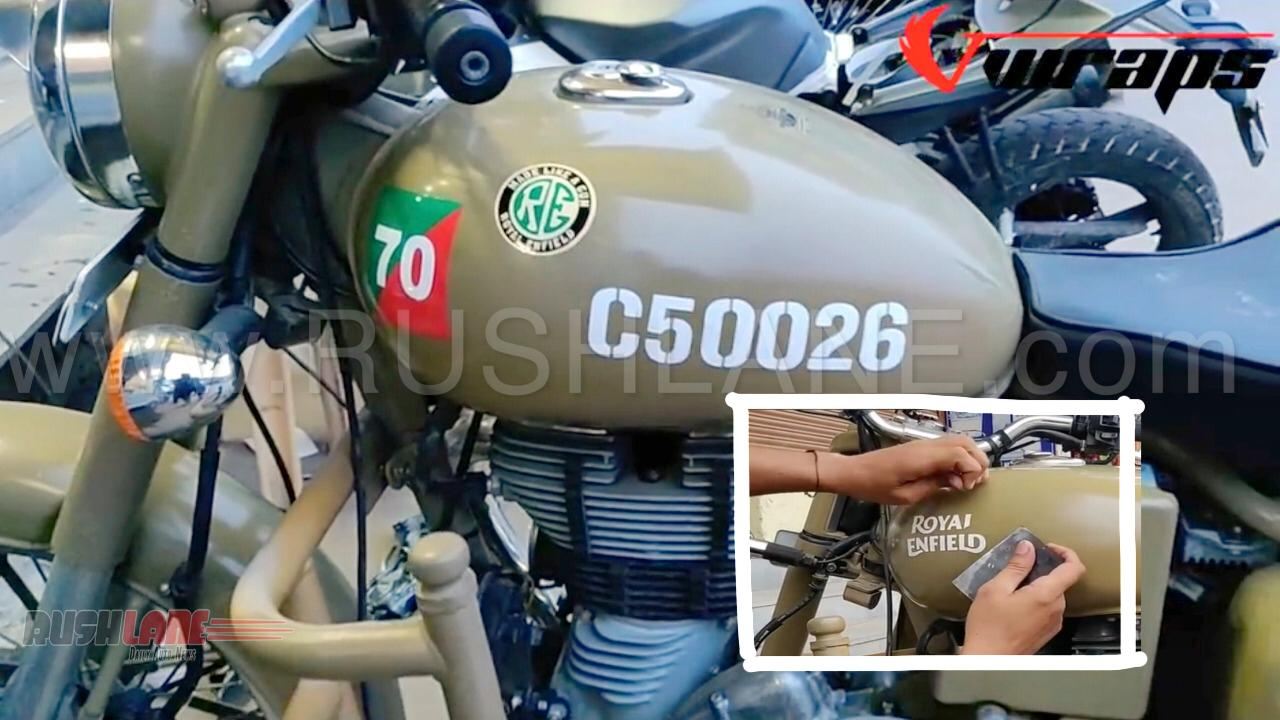 There were thousands of royal enfield fans who were left disappointed because of this but within a month of launch of pegasus 500 royal enfield launched