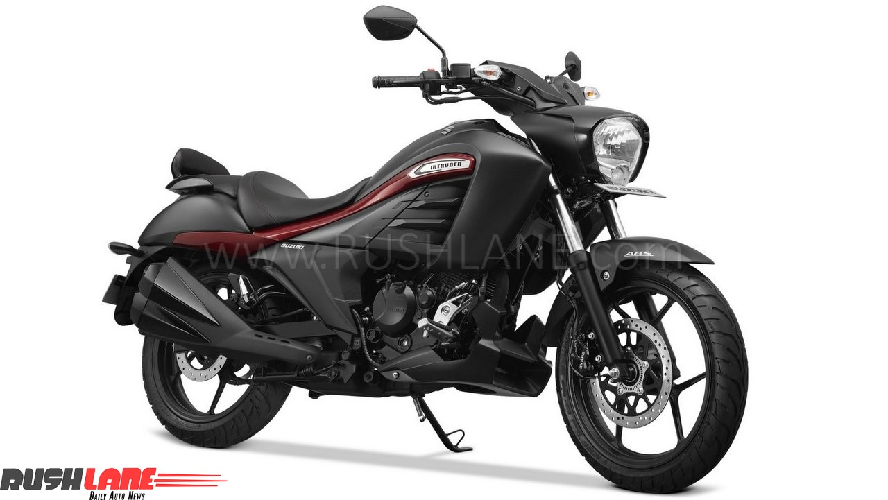 2018 Suzuki Intruder FI ABS Special Edition launched at Rs ...