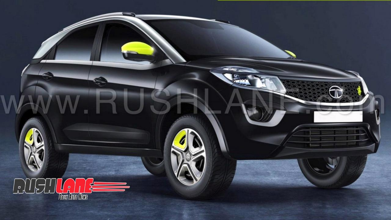 Tata Nexon Kraz First Look Video Review Of The Limited