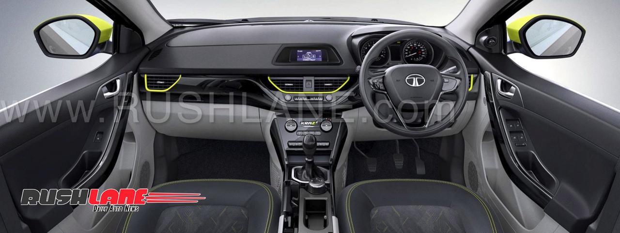 New Tata Nexon Kraz Edition Suv Leaked Before Launch