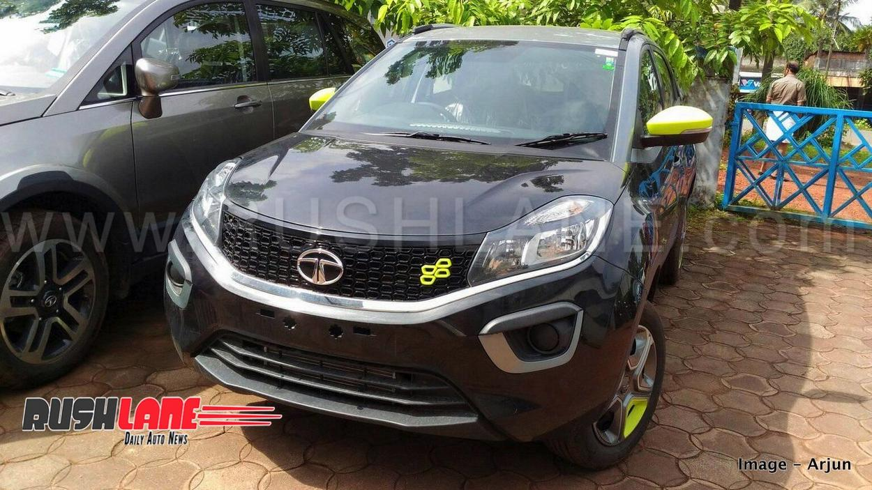 Tata Nexon Kraz Plus Diesel Launch Dealer Price