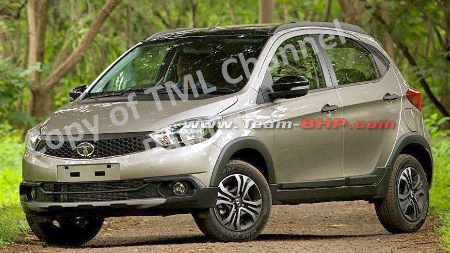 Tata Tiago Nrg Maruti Celerio X Rival Leaked Launch On