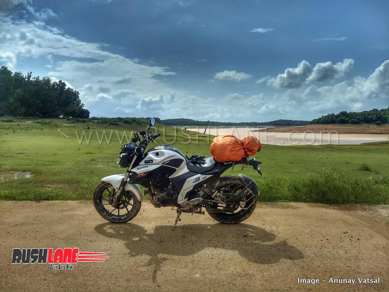 Yamaha FZ25 review by owner after completing 25k kms - A