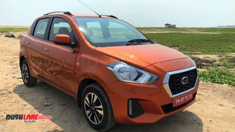 2018 Datsun Go, Go Plus launched in India - Prices start ...
