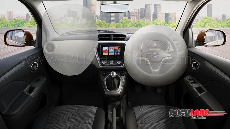 New Datsun Go, Go Plus for India revealed - Gets dual ...