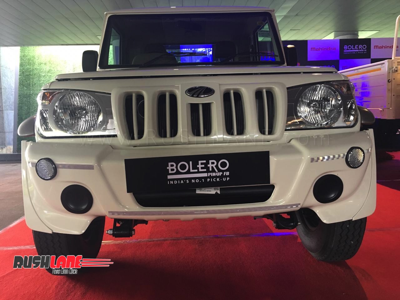 2018 Mahindra Bolero Pik Up Launched In India Offers Rs 4 Lakh Buy Back Gaurantee