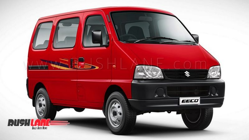 Maruti Eeco Mpv Sales Cross 5 Lakh Units Super Carry Lcv Recalled