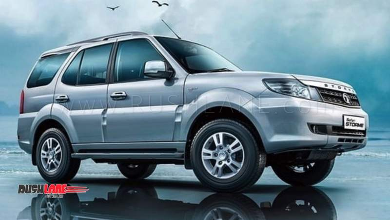 Tata Safari discontinue