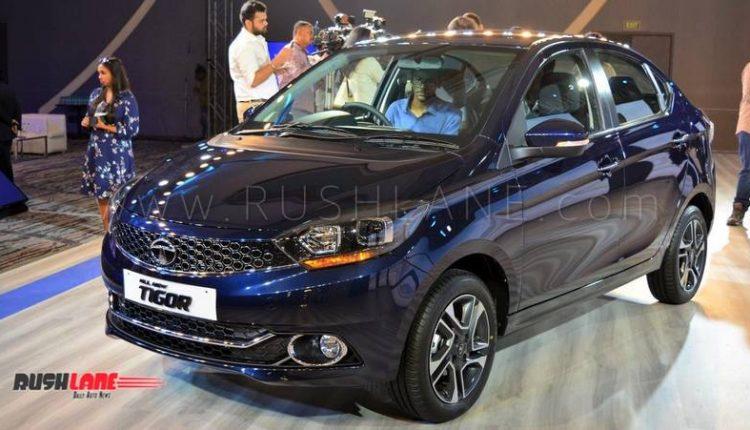 2018 Tata Tigor Tvc Shows Hrithik Roshan Driving The Car