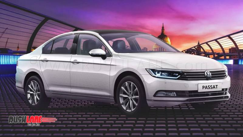 Skoda Superb 2018 India >> Volkswagen Passat Connect India launch price Rs 25.99 lakhs - Rivals Skoda Superb