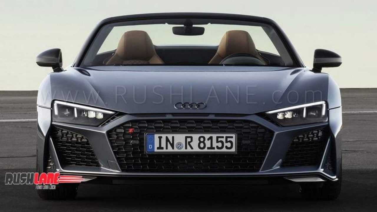 New Audi R8 Sports Car Makes Global Debut India Launch In 2019