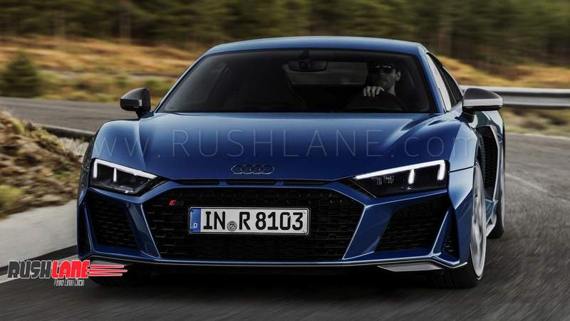 Performance Auto Body >> New Audi R8 sports car makes global debut - India launch in 2019