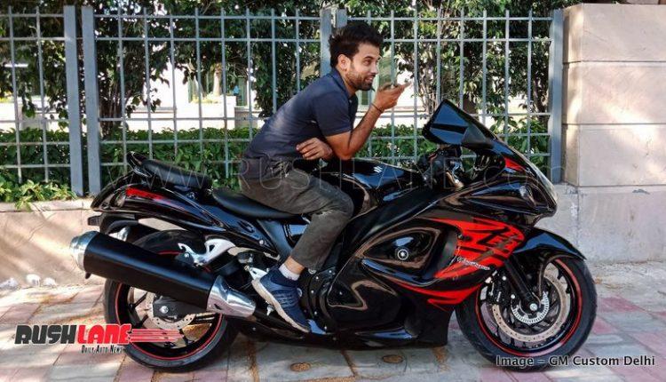 Bajaj Dominar to Hayabusa for Rs 2 lakhs - By Delhi based