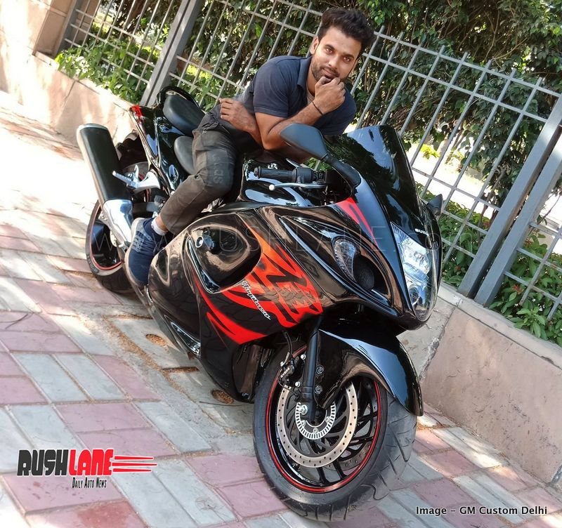 Bajaj Dominar to Hayabusa for Rs 2 lakhs - By Delhi based