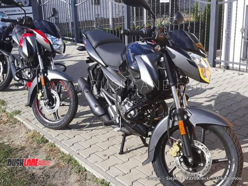 Bajaj pulsar 125 ns 2019 price