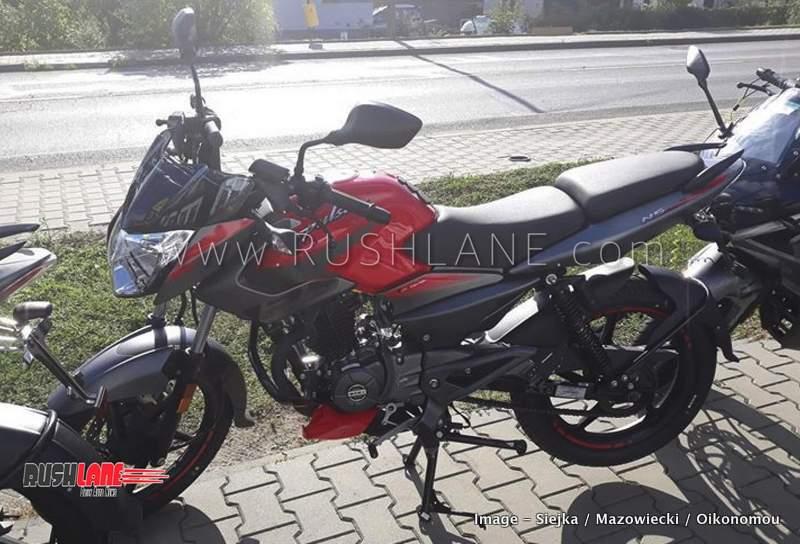Pulsar 125 ns price