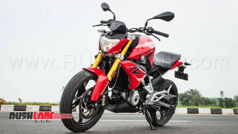 Bmw G310r G310gs Discounts Of Up To Rs 70k Free Insurance No