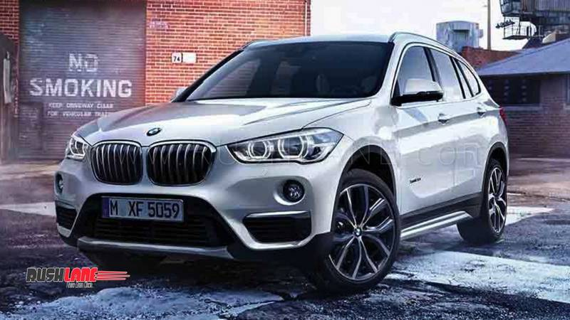 2018 Bmw X1 Suv Gets New Bs Vi Compliant Petrol Engine In