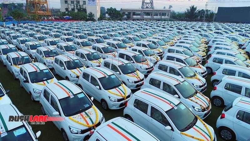 Boss gifts 600 Maruti Celerio, Renault