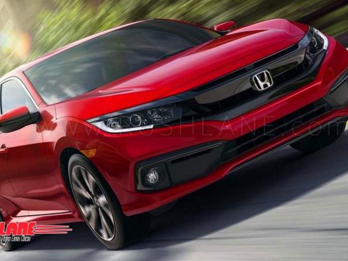 2020 Honda City Launch Later This Year Could Get Styling From New Civic