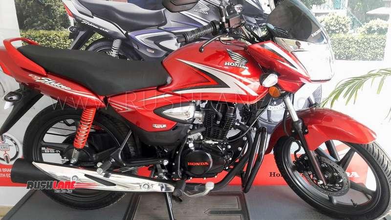 Honda Cb Shine Sales Cross 70 Lakh Honda S Best Seller After