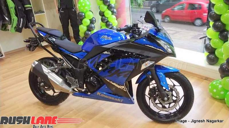 Kawasaki Ninja 300 CKD