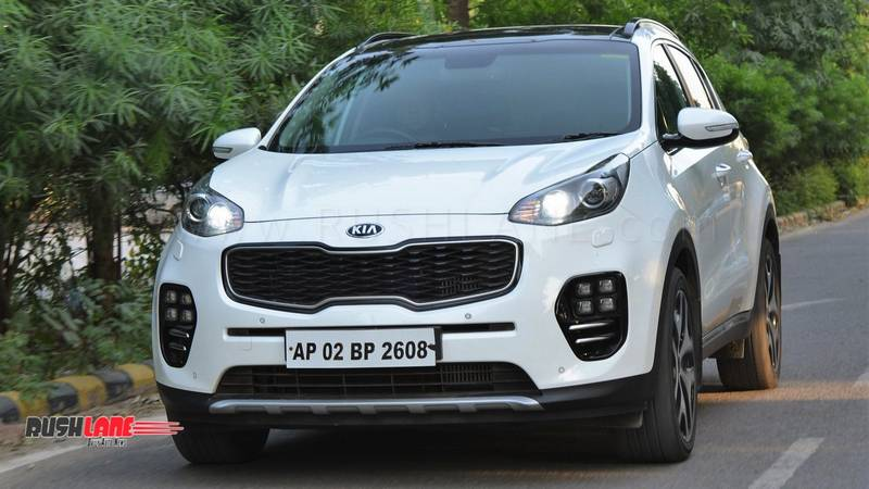 Kia Sportage Review 10 Reasons Why This Tucson Based Suv Should Be