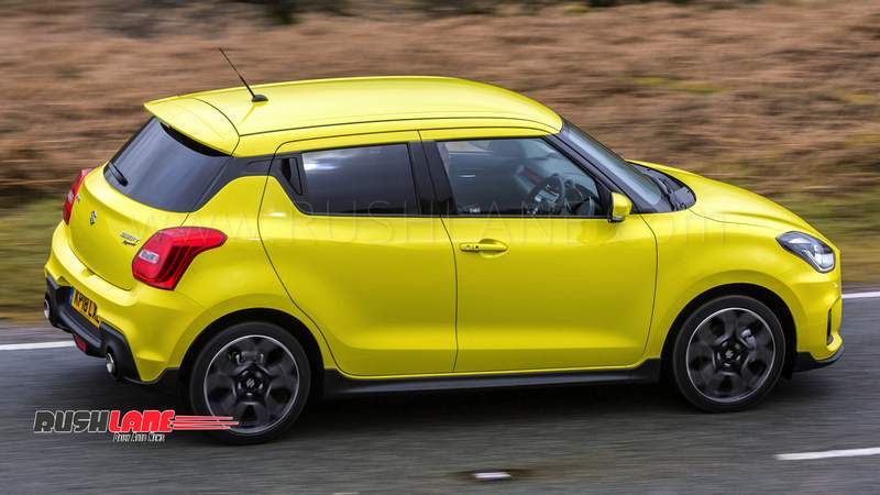 Maruti Swift Rs 1 L Might Launch In 2019 To Take On Tata Tiago Jtp