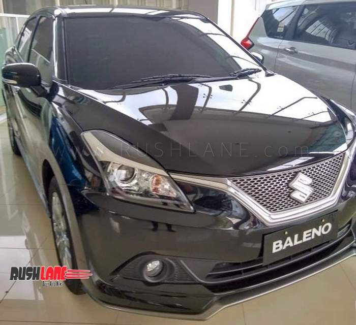2019 Maruti Baleno Officially Teased Ahead Of Launch