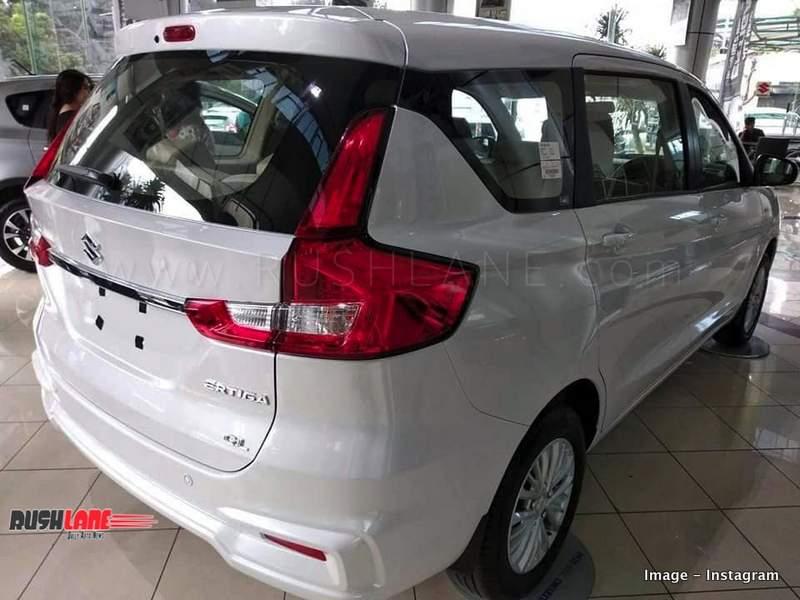 New Maruti Ertiga To Get More Powerful 1 5 Liter Petrol Engine With