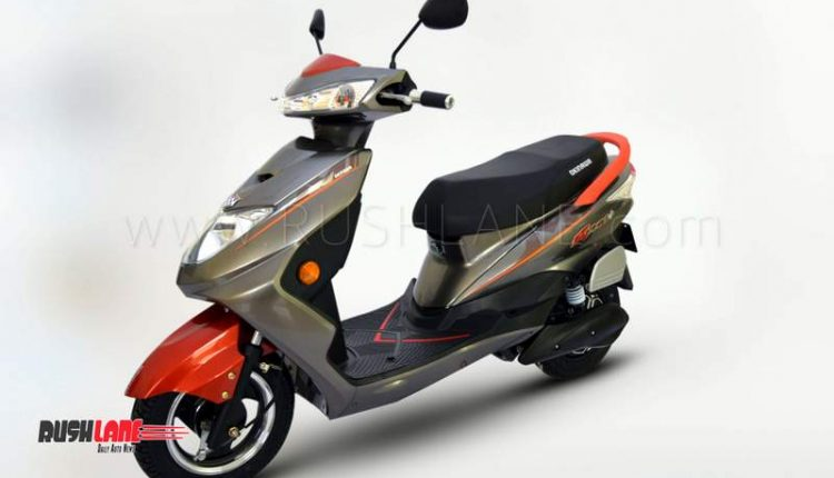 Okinawa Launches New Electric Scooter With Removable