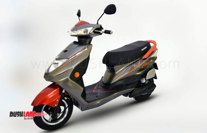 Okinawa launches new electric scooter with removable battery ...