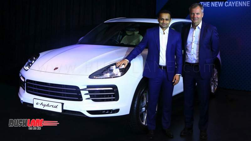 New Porsche Cayenne Suv Launched In India Price Starts From Rs