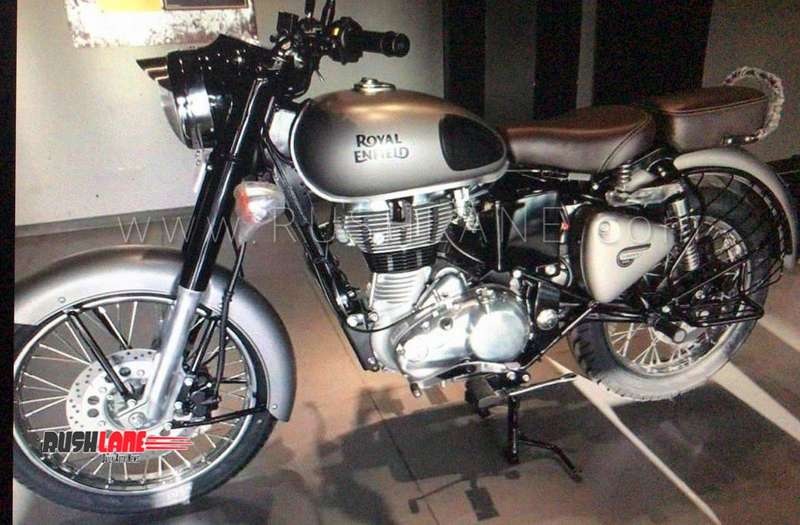 Royal Enfield Classic 350 ABS Gun Metal Grey launched