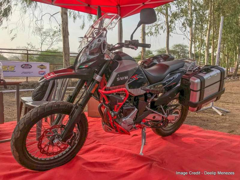Swm Superdual Adventure Motorcycle Launched In India Rivals