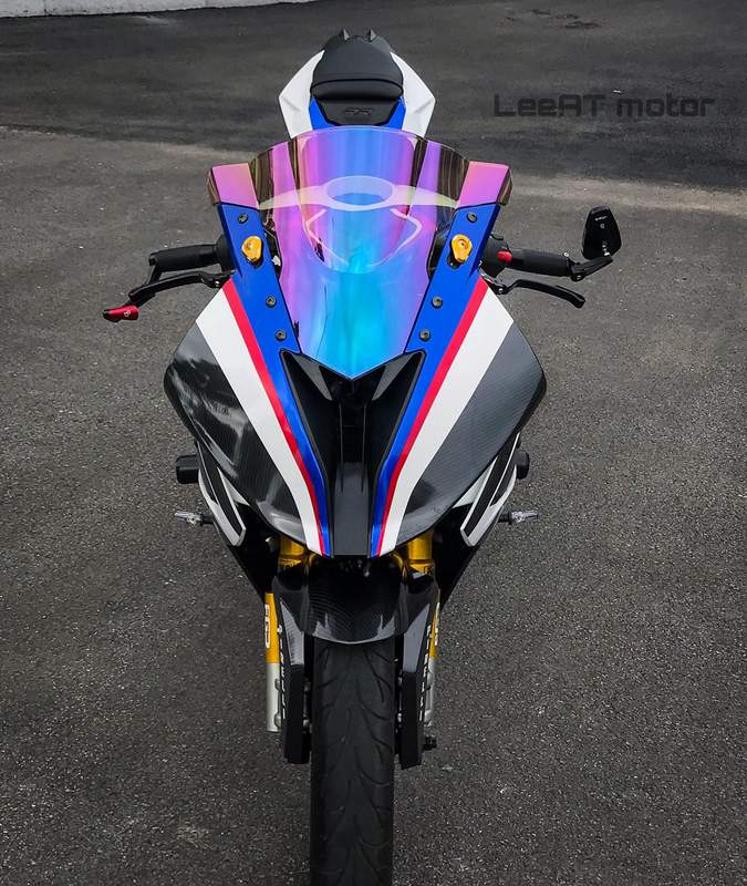 Yamaha R15 Modified To Look Like Rs 85 L Worth Bmw S1000rr