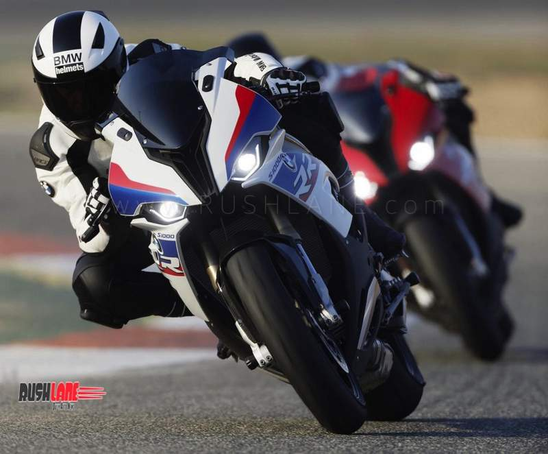 2019 Bmw S1000rr Debuts With More Power Less Weight Gets M