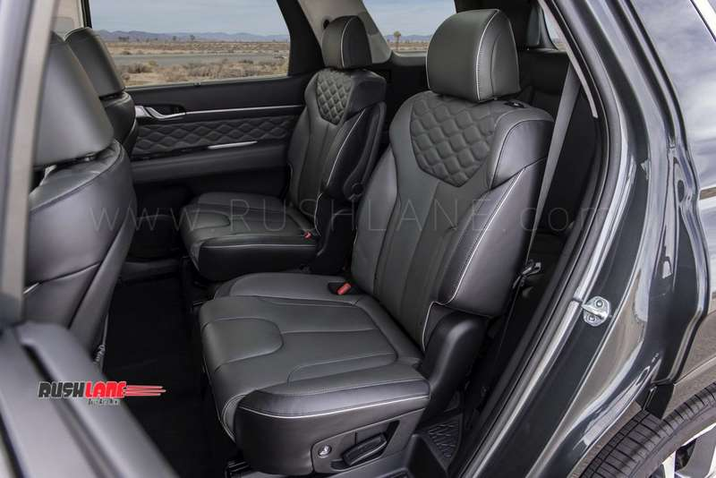 All Wheel Drive Suv >> Hyundai Palisade SUV debuts - Gets 3 rows, 8 seats, 20 inch tyres