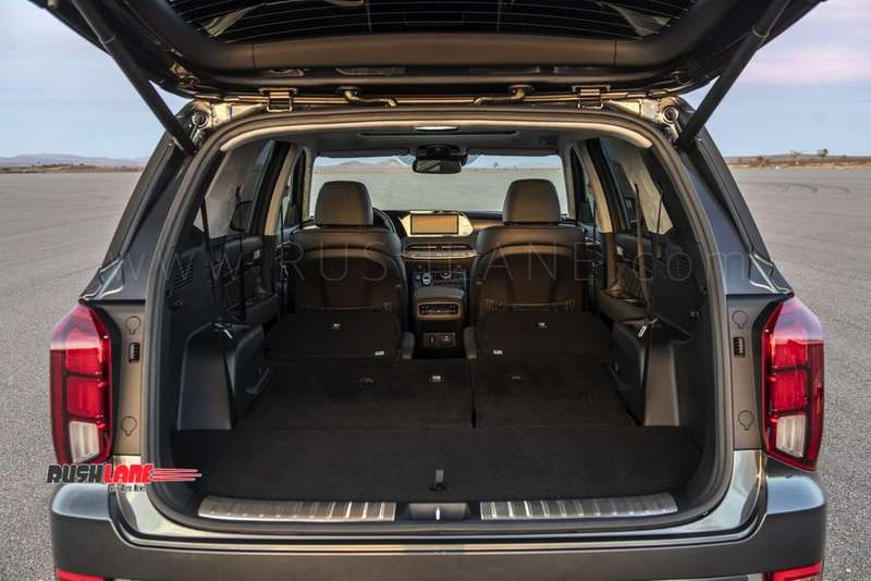 Hyundai Palisade Suv Debuts Gets 3 Rows 8 Seats 20