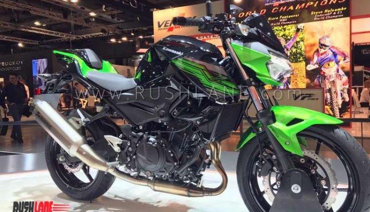 Kawasaki Z400 Debuts At Eicma India Launch Next Year 30