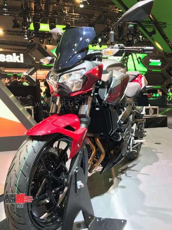 Kawasaki Z400 debuts at EICMA - India launch next year (30 Photos)