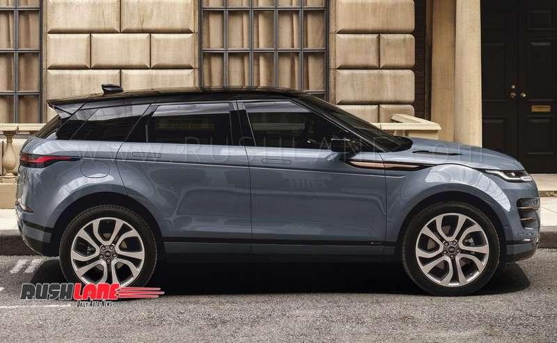 Range Rover Evoque Suv 2019 Price In India Land Rover Car