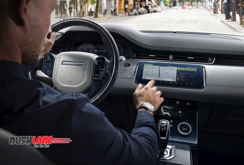 New Range Rover Evoque Suv Debuts With Velar Looks 2019