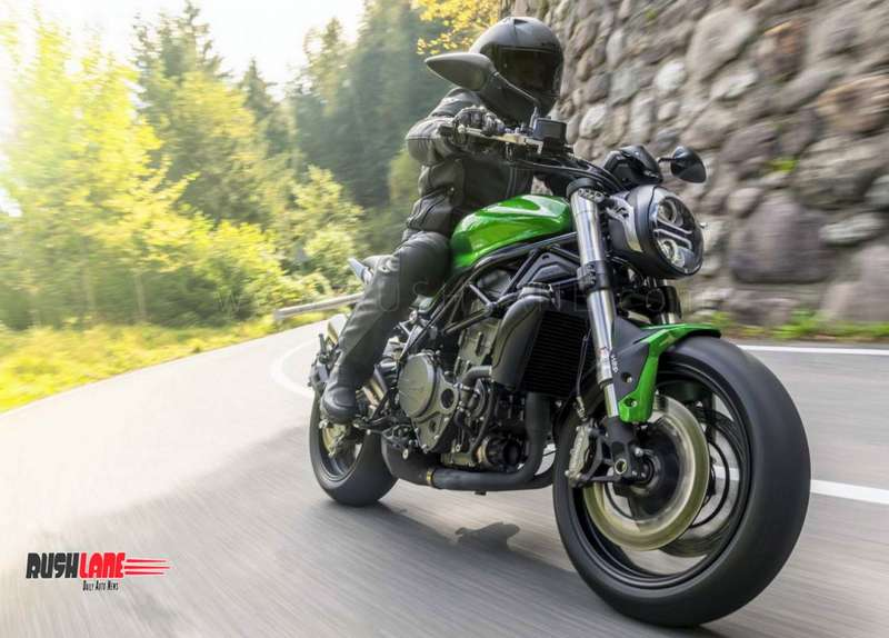 benelli 752s detailed ahead of official debut at 2018