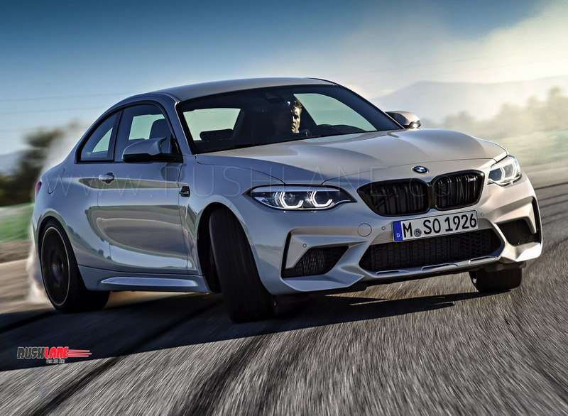 Bmw M2 Competition Launch Price Rs 80 Lakhs Most Affordable M In India